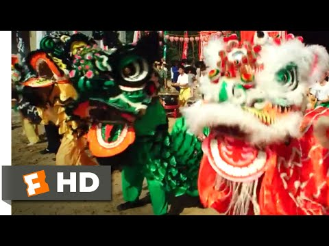 Ip Man: The Final Fight (2013) - The Lion Dance Scene (5/10) | Movieclips