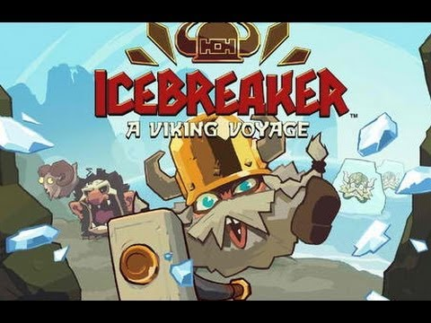 Icebreaker: A Viking Voyage - Разрушители льда на Android ( Review)