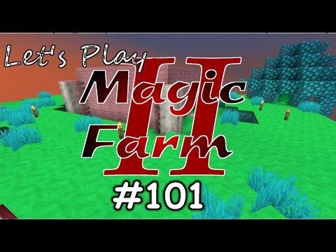 Automatischer Toast !! #101 - Let's Play Minecraft Magic Farm 2