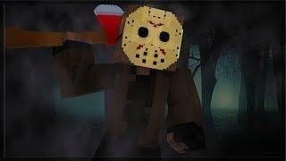 Rap do Jason no Minecraft (MINECRAFT ANIMAÇÃO)
