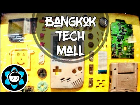 Technology Mall & Market - Bangkok Thailand - Travel Vlog