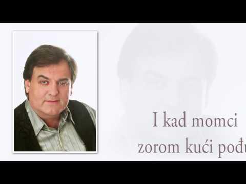 KRUNOSLAV KIĆO SLABINAC - JA NISAM KRIV (OFFICIAL AUDIO)