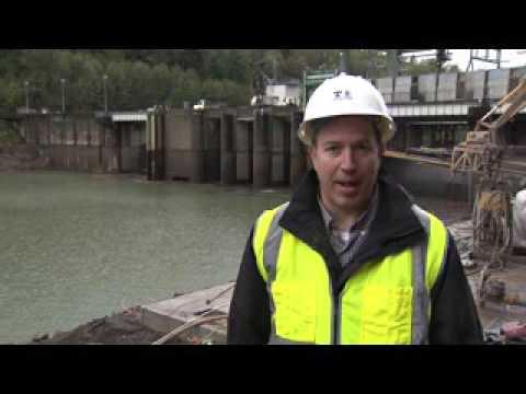 Cowlitz Falls Fish Project