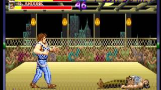 Final Fight (World) - -Full Game Playthrough- Vizzed.com GamePlay - User video