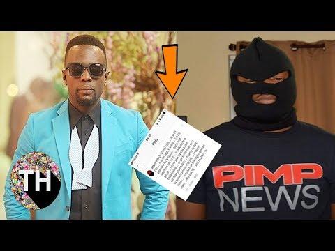 Sajes Net Ale Vs Pimp News Gro Skandal Sou Instagram #Tribunalhaiti
