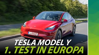 Tesla Model Y: The Perfect Allrounder? Review & Driving Report