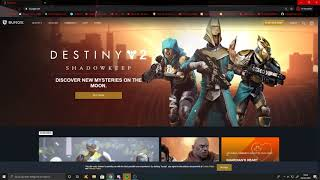 Destiny 2 - Cross Save Guide (PS4 to PC Example)