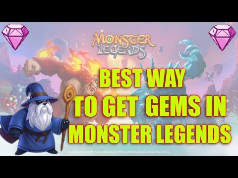 monster legends hack without human verification 2018