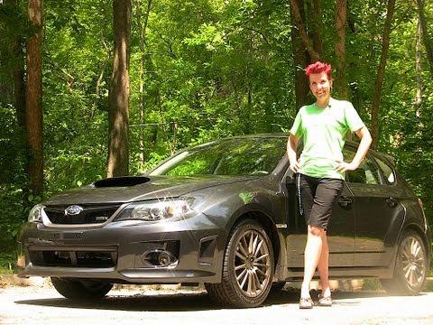 Roadfly.com - 2011 Subaru WRX Review & Test Drive