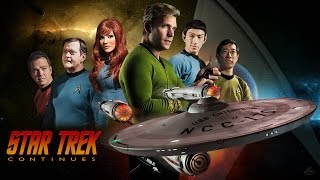 Why Are There Only 3 Episodes Left of STAR TREK CONTINUES? Vic Mignogna from STC Answers!