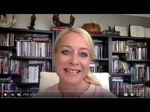 Bonnie Bright Interview on Culture Collapse Disorder
