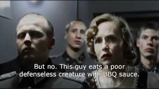 hitler finds out obama ate his dog
