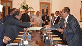 Daawo muuqaalkii Shirkii Djibouti ee Somaliland iyo Somalia