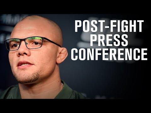 UFC Vegas 37: Post-Fight Press Conference