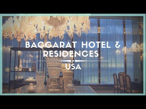 Celestielle #231 Baccarat Hotel & Residences, New York City, New York, USA