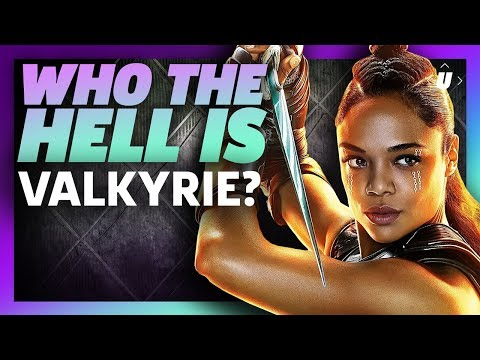 Who the Hell is Valkyrie?
