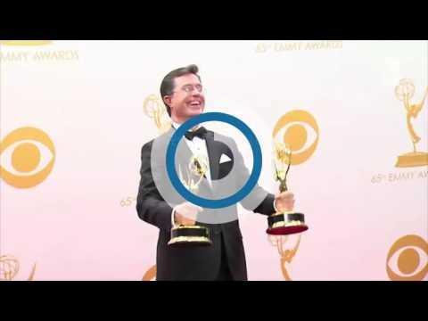 Stephen Colbert defends Trump jokes