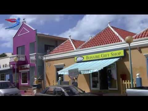 Kralendijk capital of Bonaire