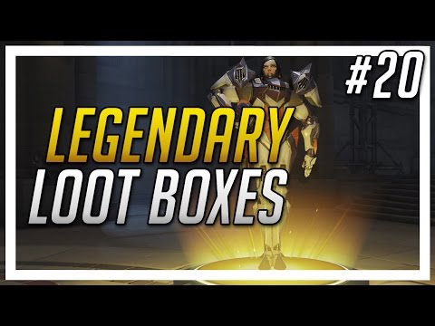 Overwatch Loot Box Opening – Luck runs out – (#20)