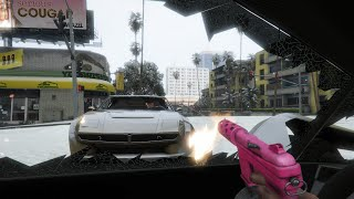 Only Using First Person - GTA 5