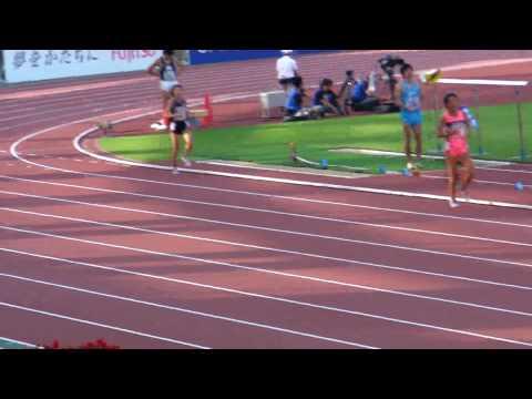 福士加代子31′47″56女子10000m第94回日本陸上Kayoko Fukushi1st