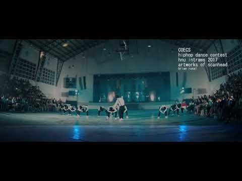 HIP HOP DANCE CONTEST CHAMPION - HNU INTRAMS 2017
