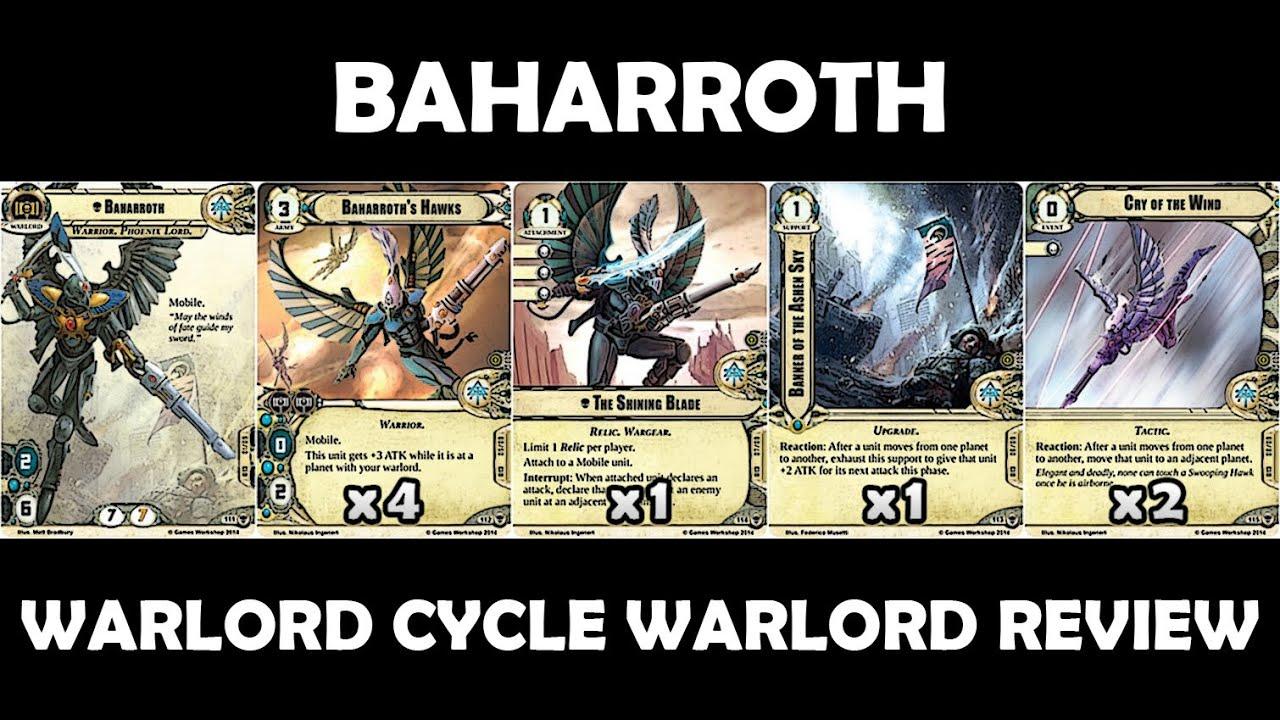 Warhammer 40000 Conquest LCG Squad Descendants of Isha Baharroth