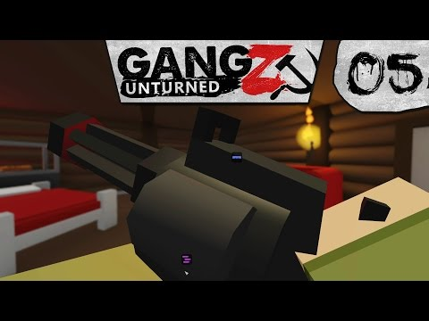 Unturned GangZ: Russia | A HELL'S FURY?! | Ep. 05
