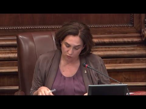 Plenari del Consell Municipal 30/06/2017