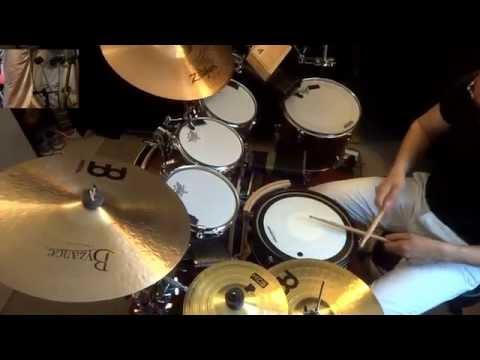Crazy Town - Revolving Door {Drum Cover} HD