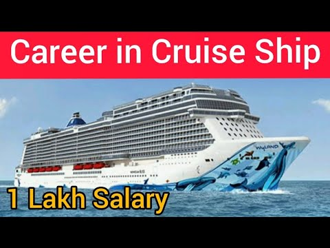 Career in Cruise Ships / Cruise Ship Foreign Job Course / Cruise Ship  International Jobs Salary