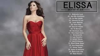 The Verry Best Songs Of Elissa - اجمل اغاني اليسا من كل البومات