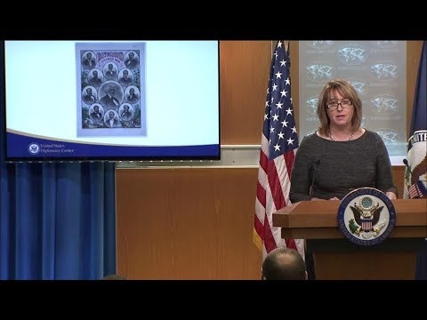 Department Press Briefing with U.S. Diplomacy Center Public Historian Dr. Mann - February 13, 2018