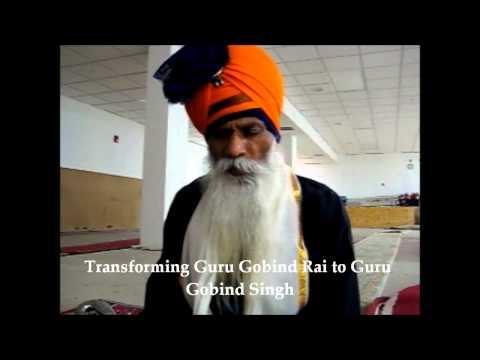 Baba Vajeer Singh Ji speaking on 1984 Attack and Sant Jarnail Singh