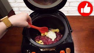 Такой паштет из куриной печени в мультиварке побьет все рекорды на Вашей кухне простой рецепт