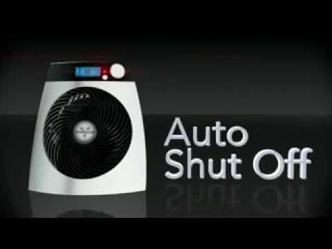 how a vornado whole room heater works at bed bath & beyond - youtube