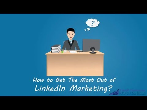 Marketing On LinkedIn - Social Media Campaigns