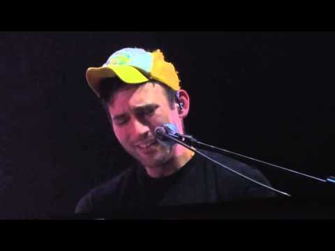 Sufjan Stevens - Concerning The UFO Sighting Near Highland, Illinois (HD) Live In Reims 2015