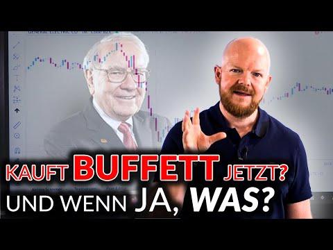 Kauft Buffett Jetzt? Und Wenn Ja, Was?   Jens Rabe