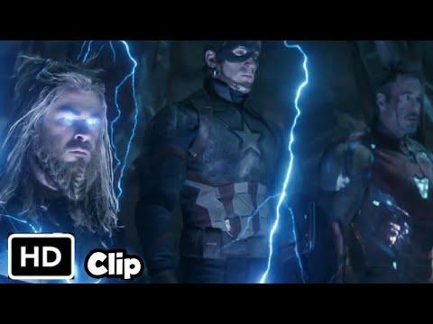 Thor, Tony, Steve