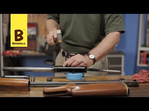 Browning A5 Maintenance Series: Disassembly