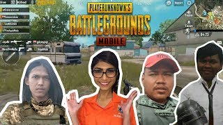 #TITIK GAME SHOW : FUN FACT MIA KHALIFA IS SOCIAL WORKER | PUBG MOBILE | SQUAD GAMEPLAY
