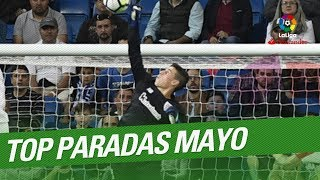 TOP Paradas Mayo LaLiga Santander 2017/2018