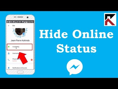 How To Hide Online Status On Facebook Messenger Android