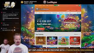 (part 2) SUNDAY HÏGH ROLLER SLOTS AND TABLE GAMES ❤️❤️ (09/08/20)