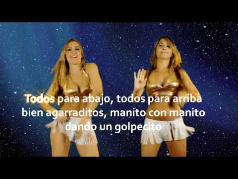 1 2 3 - El Simbolo - Karaoke - Dance Lesson - ORIGINAL
