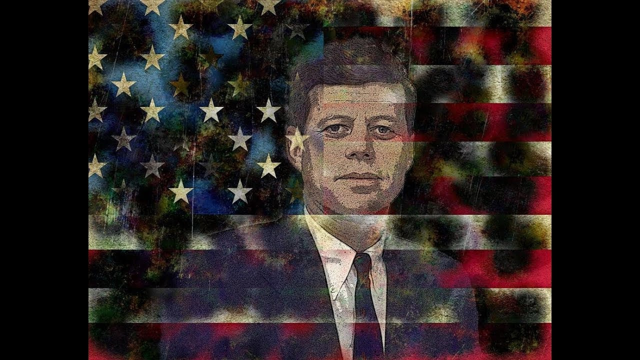 Kennedy (Series) #1 | 23-Nov-95 - Bill Cooper
