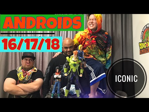 ICONIC Androids 16/17/18-Episode 153