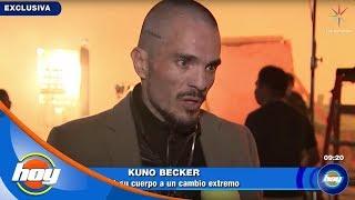 Kuno Becker prepara película sobre el terremoto del 85 | Hoy