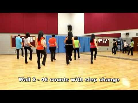 Better When I'm Dancin' - Line Dance (Dance & Teach in English & 中文)